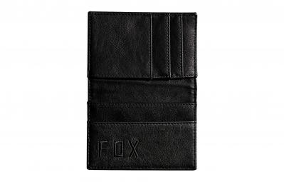 FOX Portefeuille DELUZION Noir