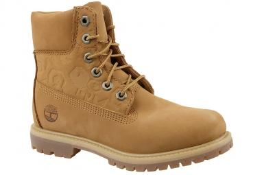 Timberland 6 In Premium Boot W A1K3N Femme Chaussures de randonnée Brun