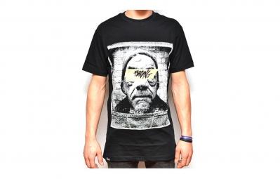 FIEND T-Shirt BUM Noir