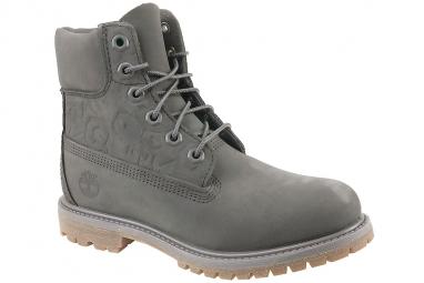 Timberland 6 In Premium Boot W A1K3P Femme Chaussures de randonnée Gris