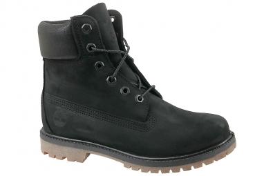 Timberland 6 In Premium Boot W A1K38 Femme Chaussures de randonnée Noir
