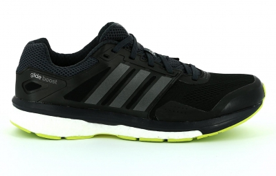 0f2108ca44d18 Adidas Supernova Glide Boost Mens Running Shoes - Black Yellow ...