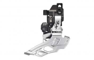 Shimano derailleur avant xt m786 d6 2x10v direct mount tirage haut bas