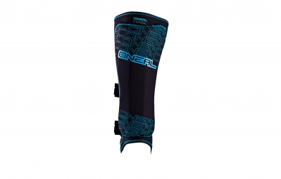 ONEAL 2016 STRAIGHT Shin Guard Black Blue