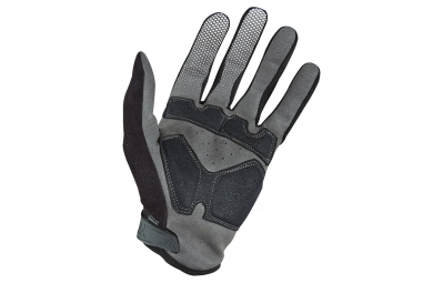 fox paire de gants femme reflex gel noir l