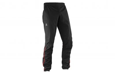 SALOMON Pantalon Homme S-LAB HYBRID WP Noir
