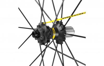 mavic 2016 paire de roues crossmax sl pro noir 27 5 9 15x100mm av 12x135 142mm 135x9