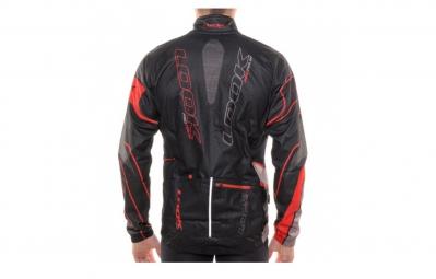 look veste pro team noir rouge s