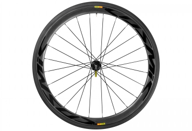 mavic 2017 roue avant cosmic pro carbone sl disc boyau centerlock