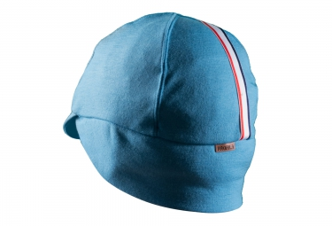 bontrager casquette cycliste chaude classique thermal bleu