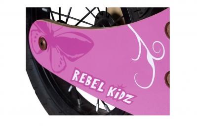 Draisienne Rebel Kidz BASIC en Bois 12'' Noir