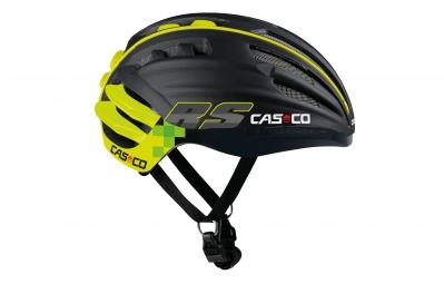 CASCO Casque SPEEDAIRO RS sans visière Noir Jaune