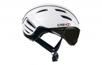 CASCO 2016 Casque SPEEDSTER TC PLUS avec visière Blanc