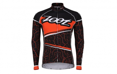zoot veste homme ali i thermo noir orange s