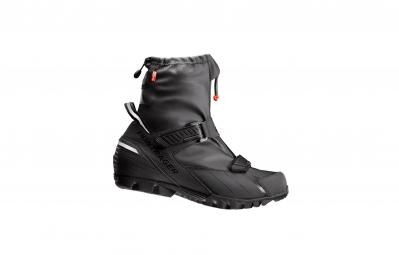 chaussures vtt bontrager hiver omw noir 45