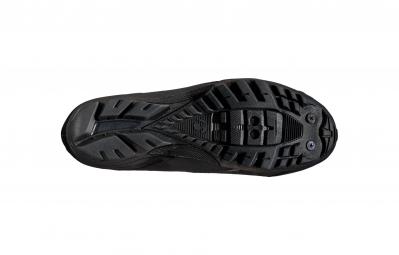 chaussures vtt bontrager hiver omw noir 43