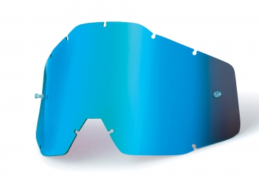 100% Ecran Bleu Iridium anti-buée RACECRAFT, ACCURI et STRATA