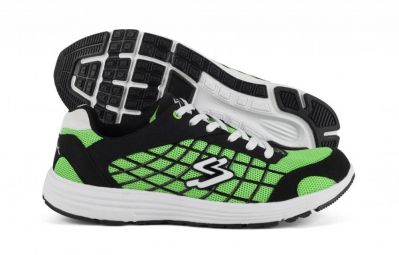 spiuk chaussures podium vert noir 46