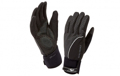SEALSKINZ Gants PERFORMANCE THERMAL Noir