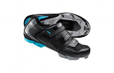 chaussures vtt femme shimano wm53 noir 41