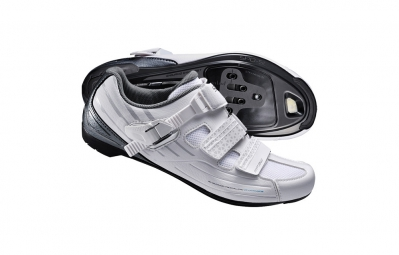 Chaussures Route Femme Shimano RP3 Blanc
