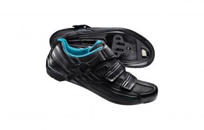 Rennrad Schuhe SHIMANO RP3 - Damen - Schwarz