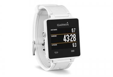 GARMIN montre VIVOACTIVE GPS Blanc