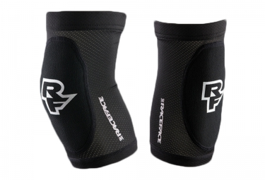 RACE FACE CHARGE ARM Elbow Guards Black