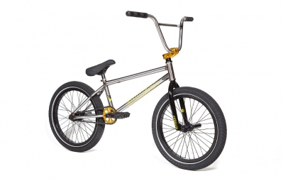 FIT BMX Complet MAC SIGNATURE Gloss Clear
