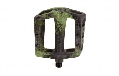 FIT Pedales MAC Plastiques Noir Vert