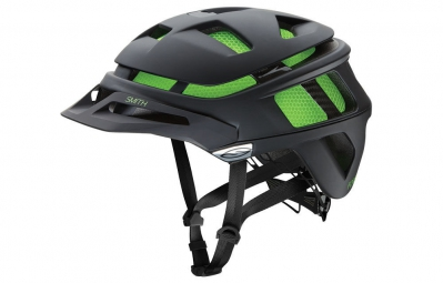 Casco SMITH FOREFRONT 2015 Negro mate
