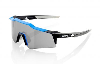 Lunettes 100% SPEEDCRAFT SL Bleu Gris