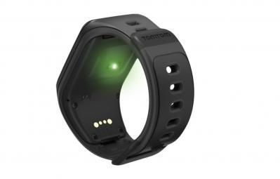 Montre GPS Tomtom RUNNER 2 CARDIO Noir