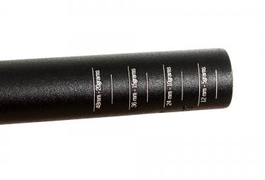 RACE FACE Cintre Plat EVOLVE 31.8x600mm Noir