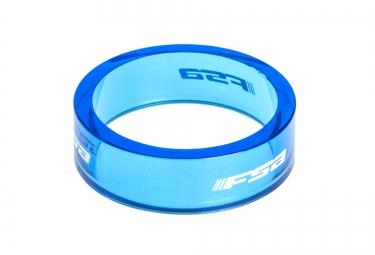 fsa entretoise 1 1 8 polycarbonate bleu 10
