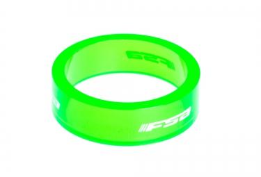 fsa entretoise 1 1 8 polycarbonate vert 10