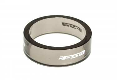FSA Headset Spacer Polycarbonate 1-1/8´´ Grey