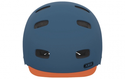 ABUS Bowl Casco SCRAPER V.2 Blue Orange
