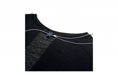NIKE Maillot DRI-FIT WOOL Noir Homme