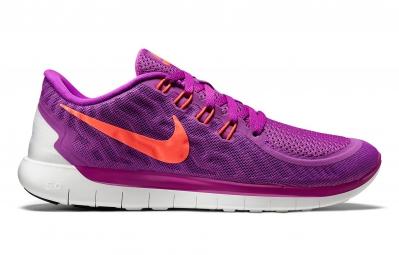 Nike free 5 0 violet femme 36 1 2