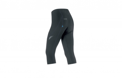 gore bike wear cuissard 3 4 element thermo lady noir xs
