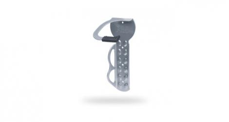PRO Support Porte Vélo Mural pliable avec vis et chevilles