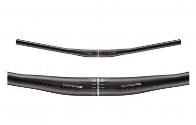 RITCHEY 2015 Cintre SUPERLOGIC Réhausse 15mm Carbon UD 710mm Noir Mat
