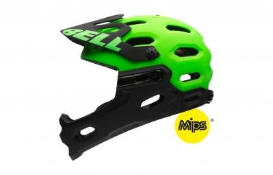 BELL Casque SUPER 2R MIPS Vert / Noir