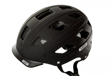 ABUS Helmet HYBAN Black