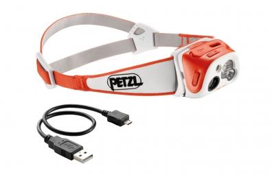 PETZL Lampe Frontale TIKKA RXP Corail