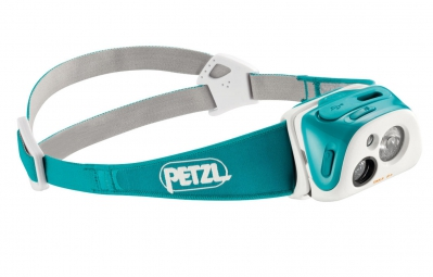 PETZL Lampe Frontale TIKKA R+ Turquoise
