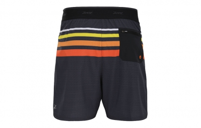ZOOT SHORT Homme 101 6'' Noir Orange Jaune