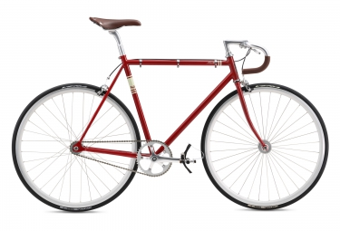FUJI 2016 Vélo Complet FEATHER Rouge