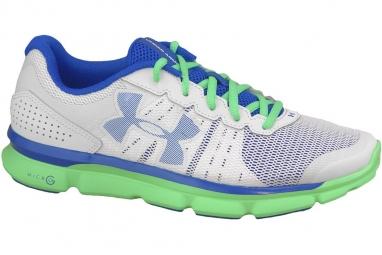 Under armour micro g speed swift 1266243 100 femme chaussures de running bleu 36
